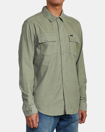 5 Freeman - Long Sleeve Shirt for Men  U1SHRQRVF0 RVCA
