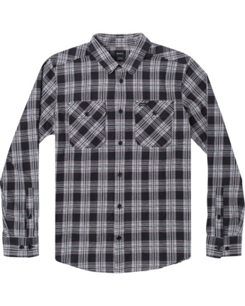 Thatll Work Flannel - Long Sleeve Flannel Shirt for Men  U1SHRSRVF0