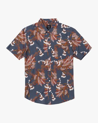 Paradiso Floral - Short Sleeve Shirt for Men  U1SHRXRVF0