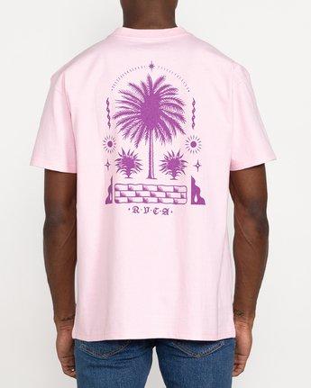 3 Jesse Brown Fauna - T-Shirt for Men  U1SSRIRVF0 RVCA