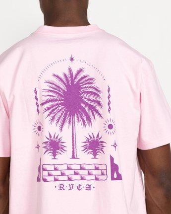 4 Jesse Brown Fauna - T-Shirt for Men  U1SSRIRVF0 RVCA