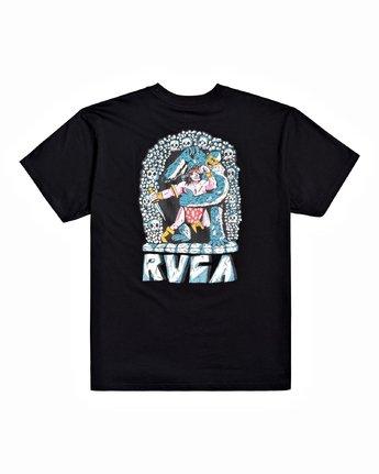 1 Grant Kratzer Barbarian - T-Shirt for Men Black U1SSRLRVF0 RVCA
