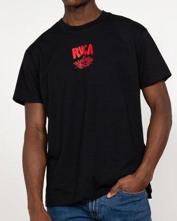 6 Grant Kratzer Barbarian - T-Shirt for Men Black U1SSRLRVF0 RVCA
