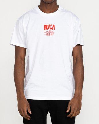 2 Grant Kratzer Barbarian - T-Shirt for Men White U1SSRLRVF0 RVCA