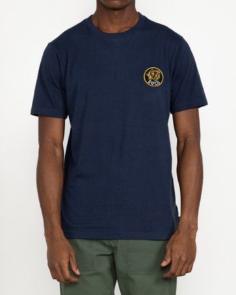 4 Dynasty - T-shirt pour Homme  U1SSSCRVF0 RVCA
