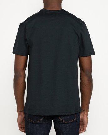 3 Nuclear Paradise - T-Shirt for Men Black U1SSSGRVF0 RVCA
