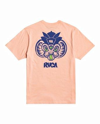 1 Roberto Rodriguez Redondo Snake - T-Shirt for Men  U1SSSQRVF0 RVCA