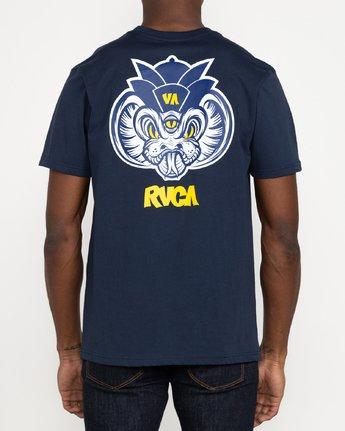 3 Roberto Rodriguez Redondo Snake - T-Shirt for Men  U1SSSQRVF0 RVCA