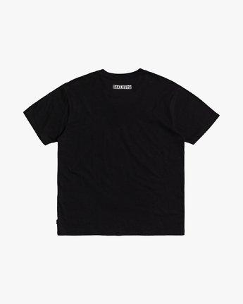 1 Baker Photo - T-shirt pour Homme Noir U1SSVFRVF0 RVCA