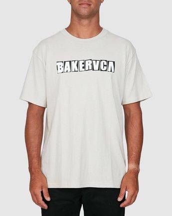 1 Baker Ransom - T-shirt pour Homme  U1SSVHRVF0 RVCA