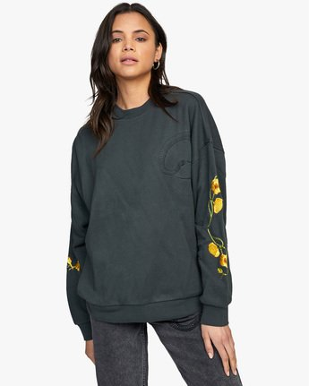 Botanicals - Sweatshirt for Women  U3CRVJRVF0