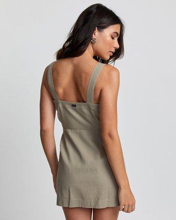 1 Emery - Dress for Women Green U3DRRIRVF0 RVCA