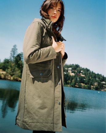 Runyon - Parka Jacket for Women  U3JKRBRVF0