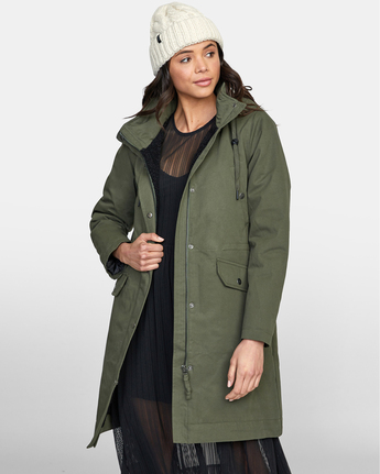 Runyon - Parka Jacket for Women  U3JKRBRVF0