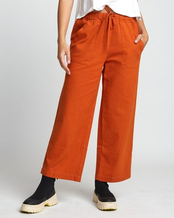 Palla - Cropped Trousers for Women  U3PTRBRVF0