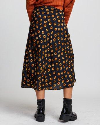 1 Annika - Jupe pour Femme Noir U3SKRBRVF0 RVCA