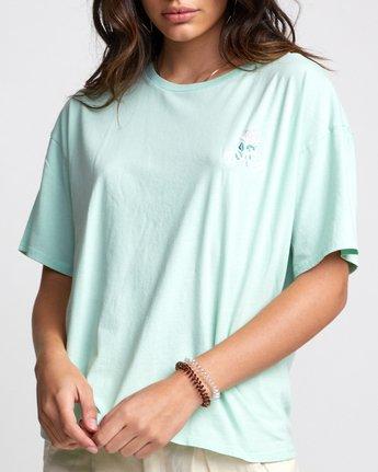 2 Petite Rose - T-Shirt for Women  U3SSRBRVF0 RVCA