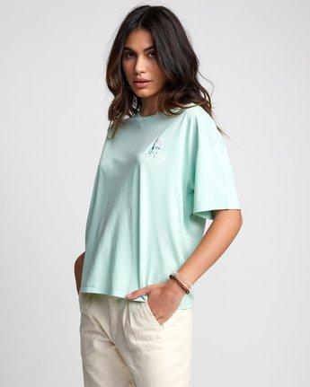 3 Petite Rose - T-Shirt for Women  U3SSRBRVF0 RVCA