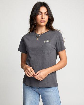 3 Tourist Trap - T-Shirt for Women  U3SSRFRVF0 RVCA