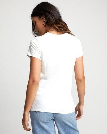 1 Matt Furie Rainbow Yoga - T-Shirt for Women White U3SSRMRVF0 RVCA