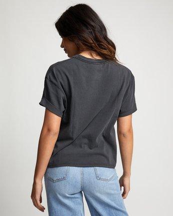 1 Dynasty - T-Shirt for Women Black U3SSRQRVF0 RVCA