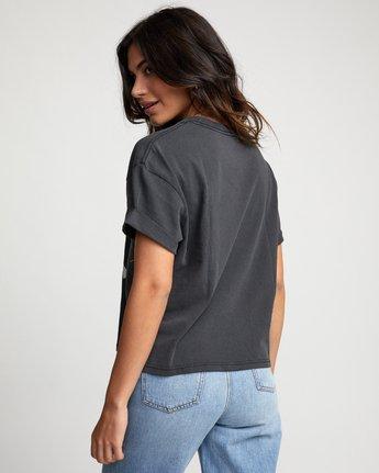 4 Dynasty - T-Shirt for Women Black U3SSRQRVF0 RVCA