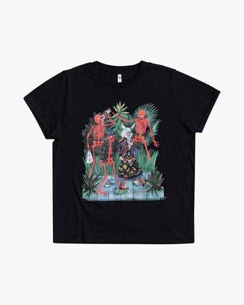 Stacey Rozich Bone - T-Shirt for Women  U3SSRSRVF0