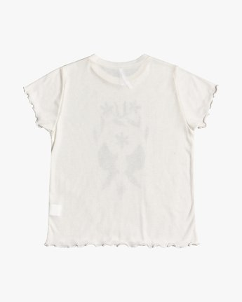 1 Johanna Olk Twin - T-Shirt for Women White U3SSRWRVF0 RVCA