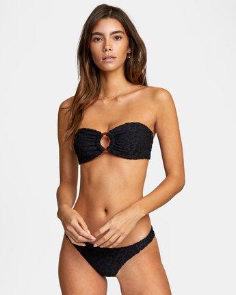Wild - Bandeau Bikini Top for Women  U3STRLRVF0