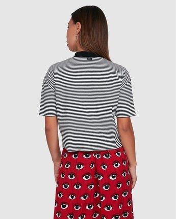 1 Stacey Rozich Eye See All - T-Shirt for Women Black U3TPRHRVF0 RVCA