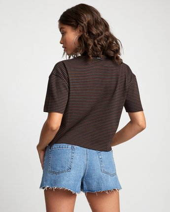 4 Stacey Rozich Eye See All - T-Shirt for Women Black U3TPRHRVF0 RVCA