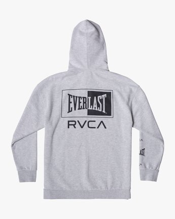 3 Everlast Sport - Hoodie for Men Grey U4HOEARVF0 RVCA
