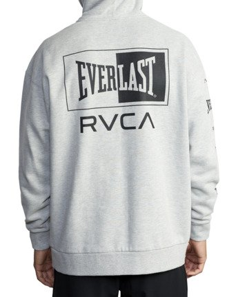 9 Everlast Sport - Hoodie for Men Grey U4HOEARVF0 RVCA