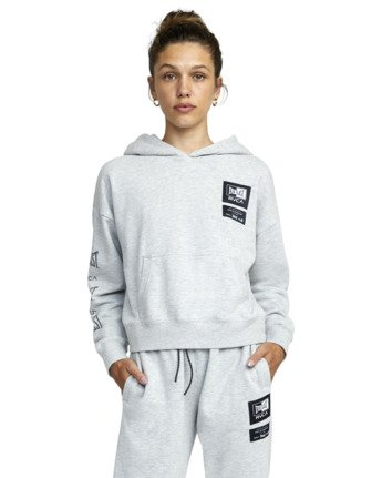 6 Everlast Sport - Hoodie for Women Grey U4HOEBRVF0 RVCA