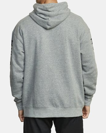 1 VA Sport - Hoodie for Men Grey U4HOMARVF0 RVCA