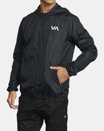 3 VA Sport Hexstop - Veste pour Homme Noir U4JKMCRVF0 RVCA