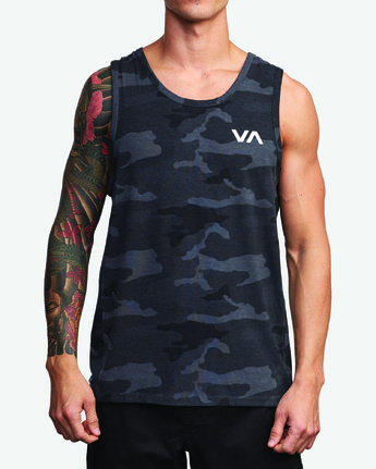 VA Sport Vent Sl - Top for Men  U4KTMBRVF0