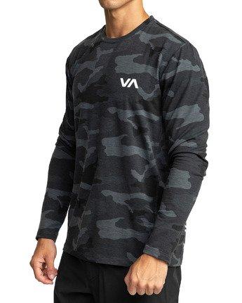 VA Sport Vent - Long Sleeve Top for Men  U4KTMCRVF0