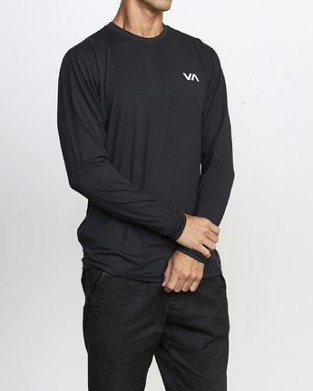 2 VA Sport Vent - Haut manches longues pour Homme Noir U4KTMCRVF0 RVCA