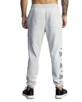 9 Everlast Sport - Joggers for Men Grey U4PTEARVF0 RVCA
