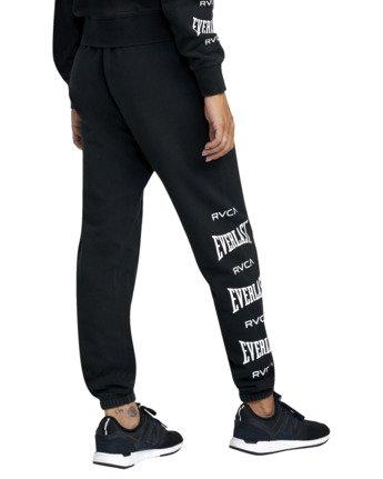 6 Everlast Sport - Pantalon de jogging pour Femme Noir U4PTEBRVF0 RVCA