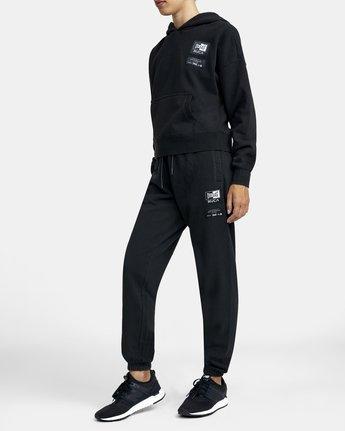 1 Everlast Sport - Joggers for Women Black U4PTEBRVF0 RVCA