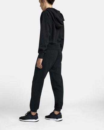 2 Everlast Sport - Pantalon de jogging pour Femme Noir U4PTEBRVF0 RVCA