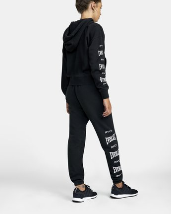 3 Everlast Sport - Pantalon de jogging pour Femme Noir U4PTEBRVF0 RVCA