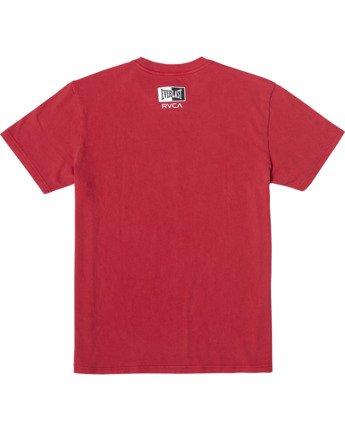 1 Everlast Box - T-shirt pour Homme Rouge U4SSEBRVF0 RVCA