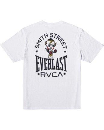 Everlast x Smith Street Big Angel - T-Shirt for Men  U4SSECRVF0