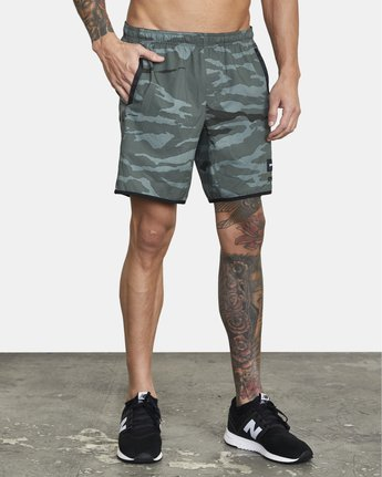 5 DPM - Workout Shorts for Men  U4WKMHRVF0 RVCA