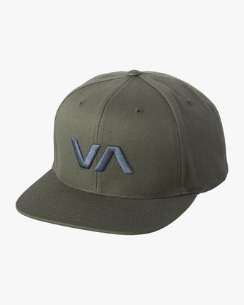 VA II - Snapback Cap for Men  U5CPRBRVF5