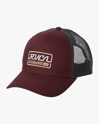 Factory - Trucker Cap for Men  U5CPRMRVF0