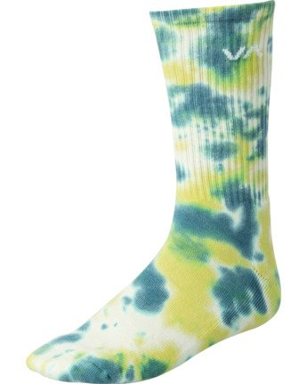 Tie Dye - Crew Socks for Men  U5SORCRVF0